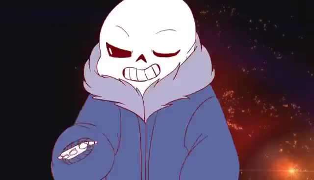 Watch and share ''BOOYAH!'' (Meme Ft. Sans) Undertale Animation GIFs on Gfycat