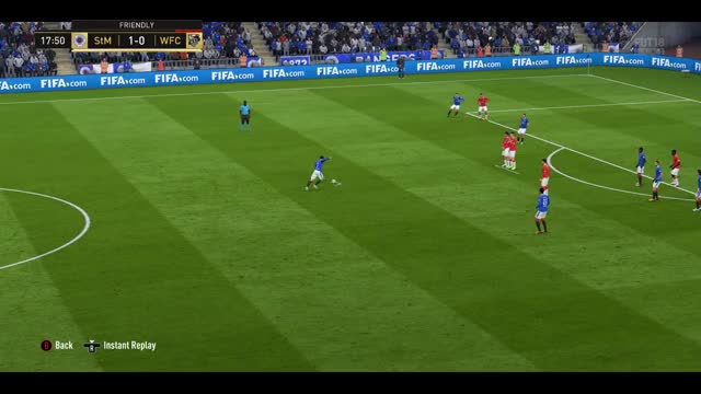 Watch and share Fifa18 GIFs on Gfycat