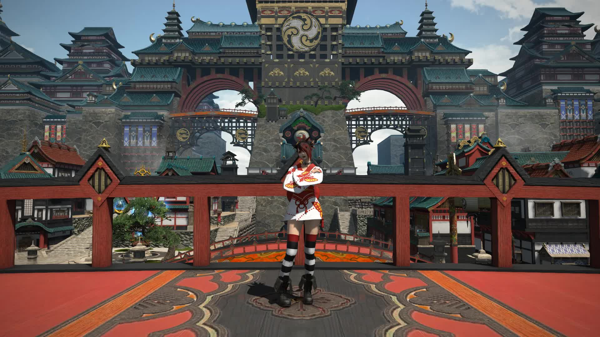 FFXIV, Transform, FFXIV-Samurai GIFs