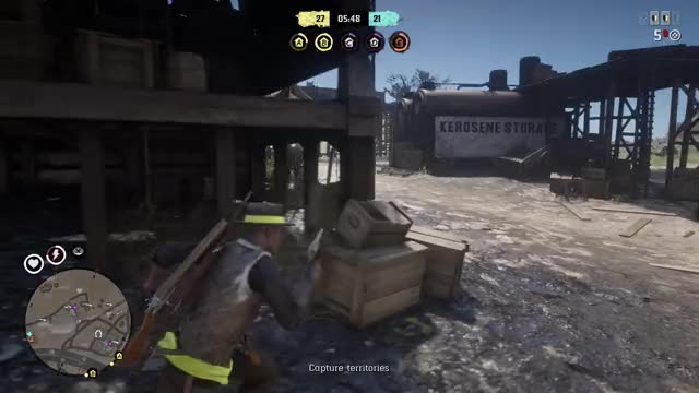 Watch this GIF by Gamer DVR (@xboxdvr) on Gfycat. Discover more MuzTube, RedDeadRedemption2, xbox, xbox dvr, xbox one GIFs on Gfycat
