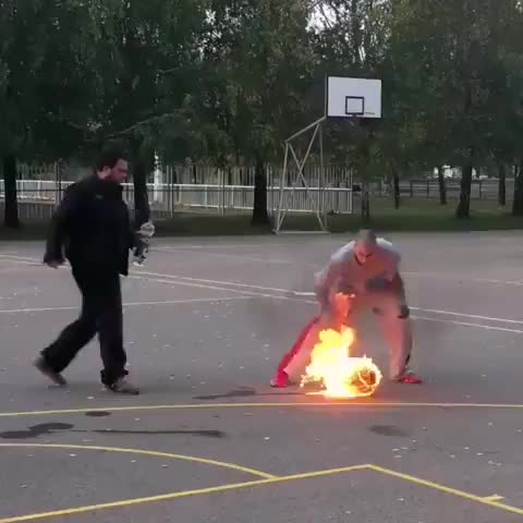 nba jam in real life 🔥, NBA Jam in real life 👀 (via thetricky10/IG) GIFs