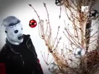 Watch and share Slipknot Christmas: MTV - All Eyes On Slipknot GIFs on Gfycat