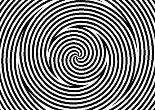 Watch and share Spinning Spiral Optical Illusion GIFs on Gfycat