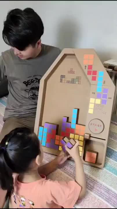 Watch and share Paper Box Tetris GIFs by Gif-vif.com on Gfycat