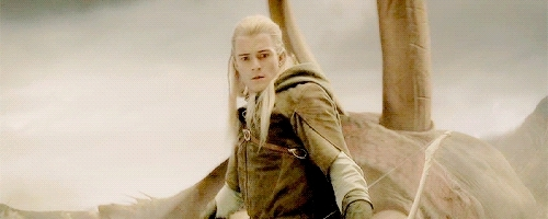 lord of the rings, lotr, orlando bloom,  GIFs