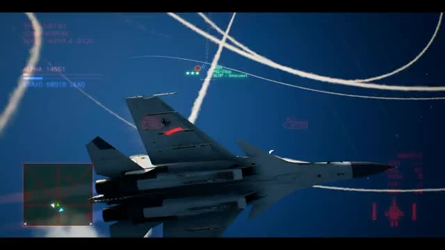 Watch and share Ace Combat 7 GIFs by redniwS's mediocre WT clips on Gfycat