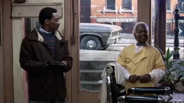Watch Coming To America barbershop laugh GIF on Gfycat. Discover more All Tags, Boxers, Old, barber, barbershop, boxer, men, parts, shop GIFs on Gfycat