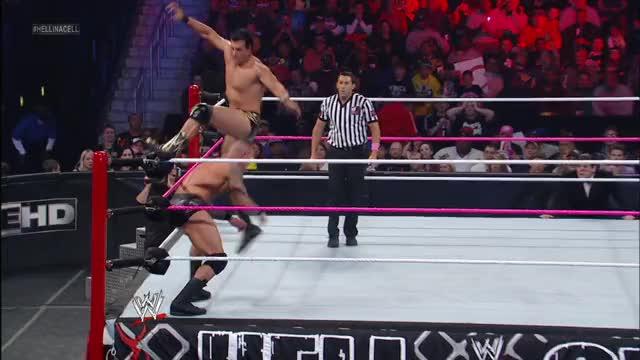 Watch RKO! GIF by Blaze Inferno (@metaknightxprophets) on Gfycat. Discover more Alberto Del Rio, Randy Orton, Ricardo Rodriguez GIFs on Gfycat