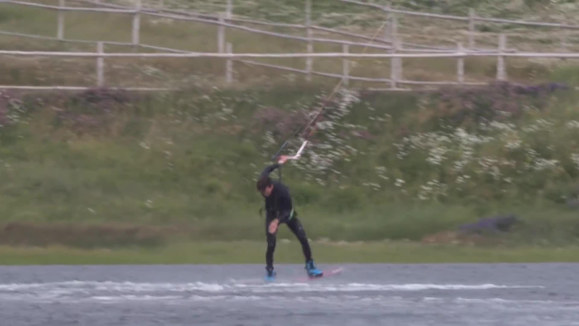 kite surfing, kitesurf, kitesurfen, Kiteboarding is Awesome 2017 #3 GIFs