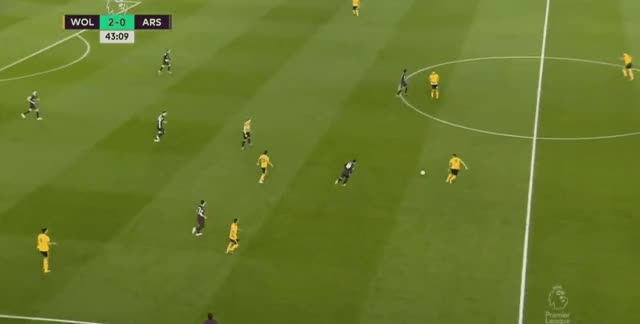 Watch and share Ruben Neves Long Pass Vs Arsenal 18-19 02 GIFs by FIFPRO Stats on Gfycat