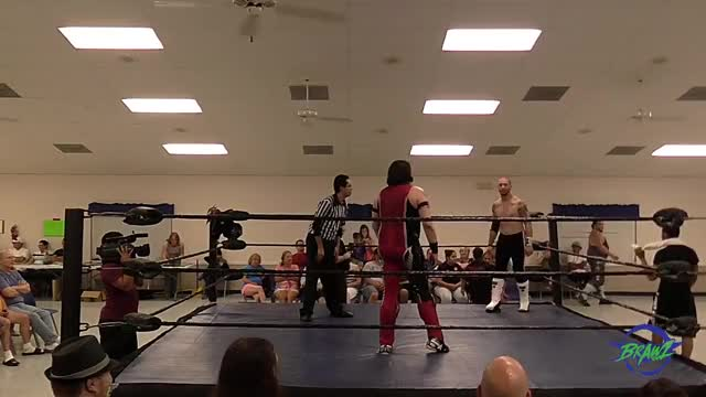 Watch Can we start now? GIF by Blaze Inferno (@metaknightxprophets) on Gfycat. Discover more Aaron Epic, Ricardo Rodriguez, indy wrestling, pro wrestling GIFs on Gfycat