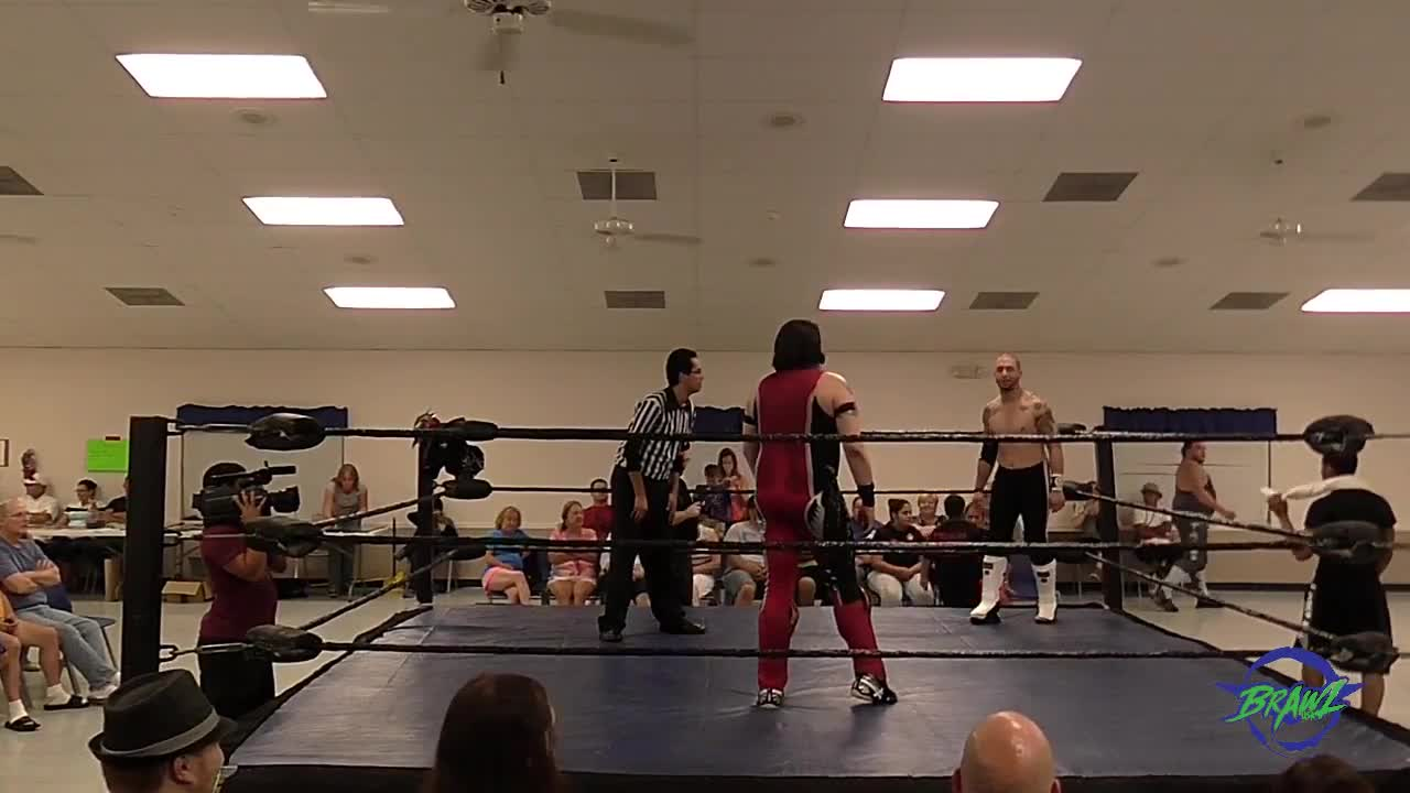 Aaron Epic, Ricardo Rodriguez, indy wrestling, pro wrestling, Can we start now? GIFs