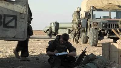 USMC Silent Drill GIFs