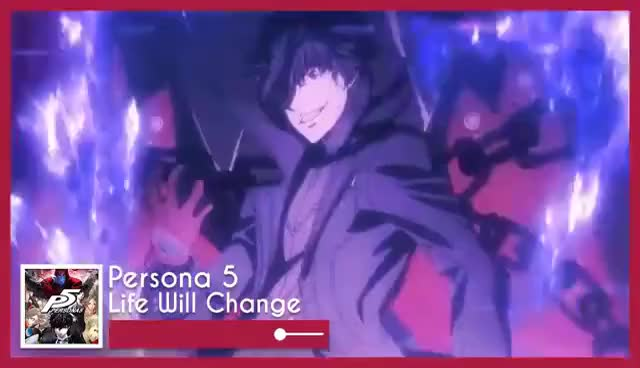 Watch and share Best Of Persona 5 Soundtrack [Best Of OST] GIFs on Gfycat