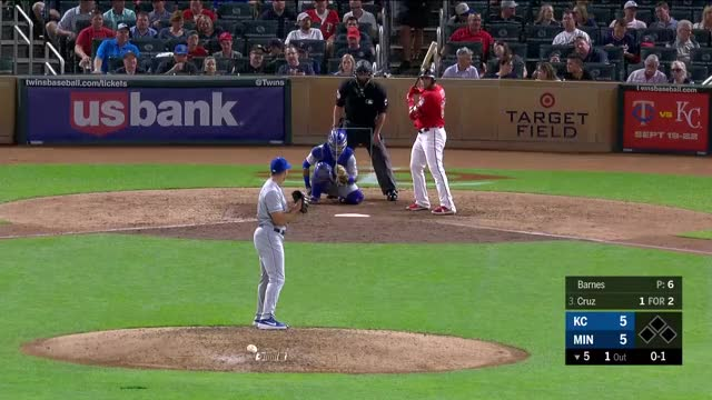 Watch and share Kansas City Royals GIFs and Minnesota Twins GIFs by richardopl on Gfycat