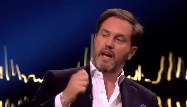 "Watch and share Princess Madeleine & Chris O'Neill - ""I'm A Terrible Housewife"" | Skavlan GIFs on Gfycat"