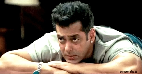 india, salman khan, 16 Salman Khan Gifs That Perfectly Describe Your Love Life GIFs