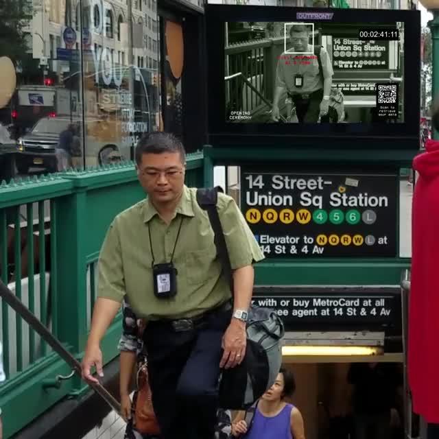 Watch and share Subway Mockup GIFs on Gfycat