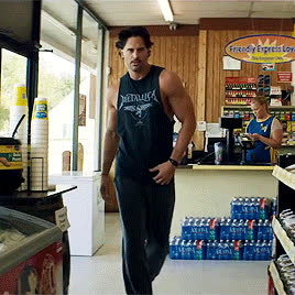 joe manganiello, Joe Manganiello in Magic Mike XXL (2015) [x] GIFs