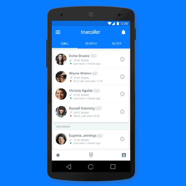 Watch and share T9 Search In Your Truecaller Phone Book. GIFs on Gfycat