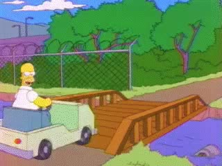 Watch and share New Trending GIF On . Fire Homer Simpson Burning Bridges. Follow Me CooliPhone6Case On Twitter Facebook Google Instagram LinkedIn Blogger Tumblr Youtube GIFs on Gfycat