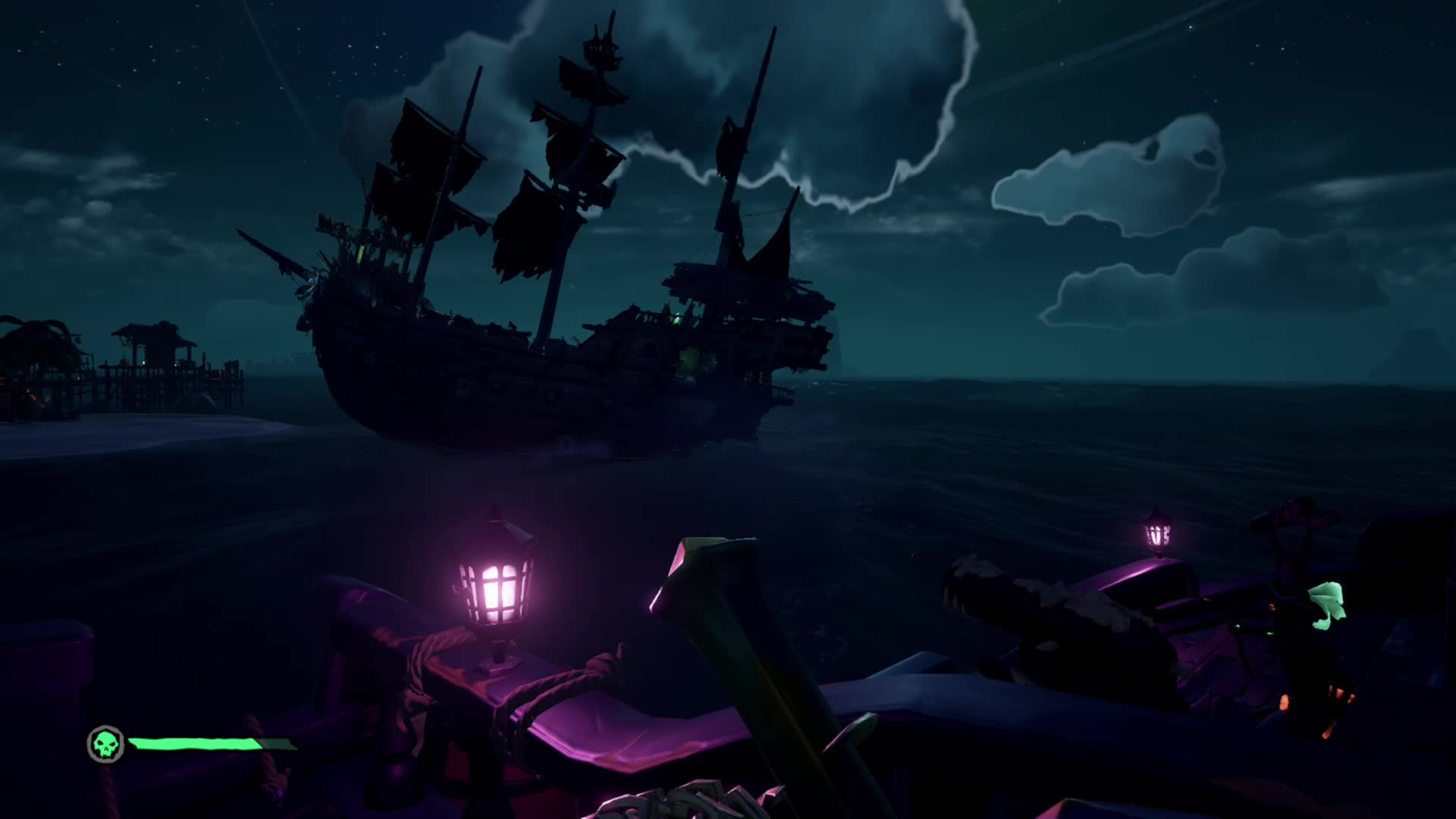 Queen Perpetual, SeaofThieves, gamer dvr, xbox, xbox one, Flying Dutchman GIFs