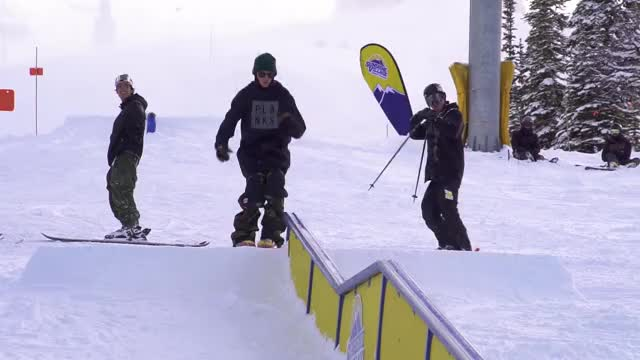 Watch and share Freeskiing GIFs and Line Skis GIFs by Newschoolers on Gfycat