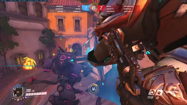 Watch mccree GIF by @asdasdv on Gfycat. Discover more overwatch GIFs on Gfycat