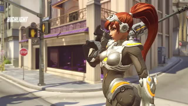 Watch and share Highlight GIFs and Overwatch GIFs by shuda44 on Gfycat