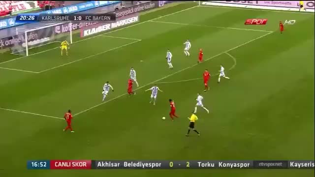 Watch and share Fcbayern GIFs and Soccer GIFs on Gfycat