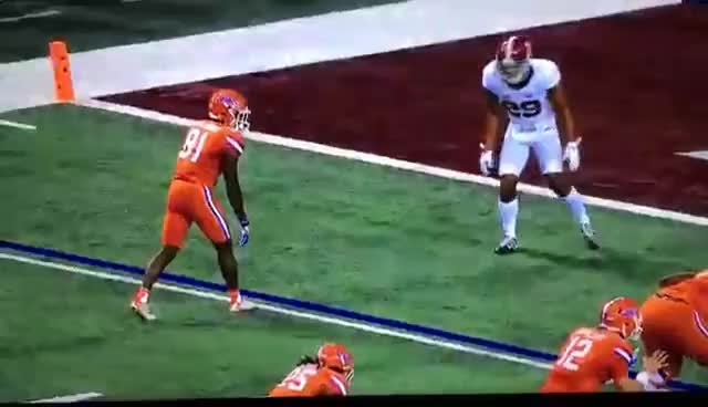 Watch and share Antonio Callaway Release GIFs on Gfycat