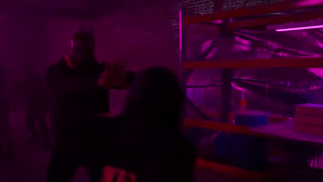 Watch Luke Cage & Iron Fist Team-Up [Season 2 Fight Scene] Netflix (HD) GIF on Gfycat. Discover more related GIFs on Gfycat