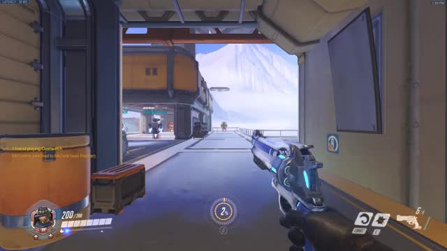 Watch PTR GIF by Arphenion (@arpheni0n) on Gfycat. Discover more McCree, Overwatch GIFs on Gfycat