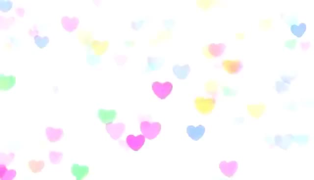 Watch and share 著作権フリー 映像素材 動画素材 ドット ハート カラフル Heart H GIFs on Gfycat