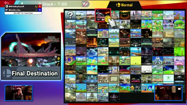 Watch Smash Ultimate Tournament Grand Finals - Chia (ROB) vs Aidan (Greninja) - S@LT 175 GIF on Gfycat. Discover more clash tournaments, greninja, nintendo rob, pokemon greninja, rob combos, smash bros, smash bros chia, smash bros ultimate, smash bros ultimate tournament, smash grand finals, smash tournament, smash tournament match, smash ultimate, smash ultimate chia, smash ultimate greninja, smash ultimate rob, smash ultimate tournament, super smash bros, super smash bros ultimate, super smash bros. ultimate GIFs on Gfycat
