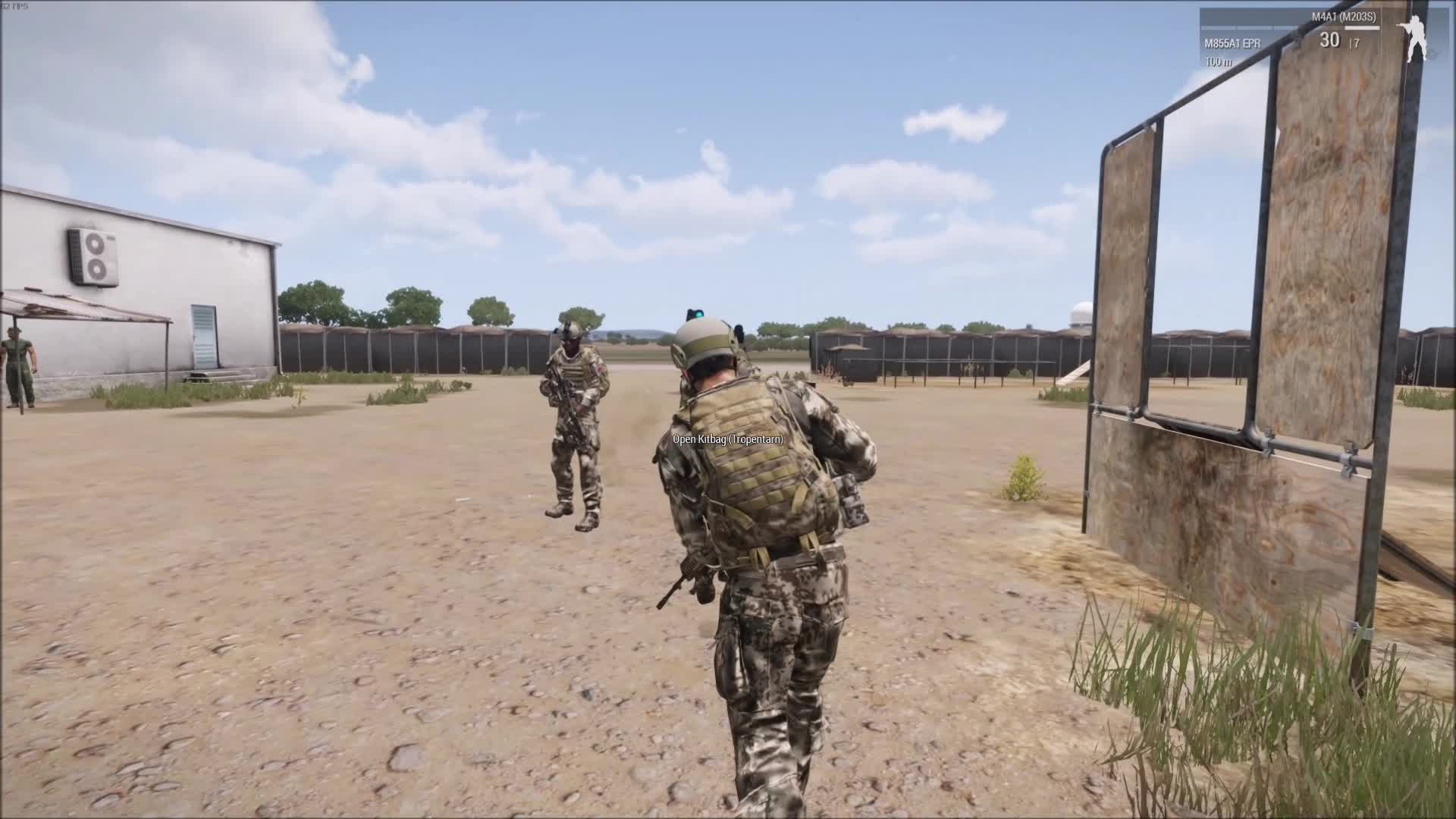Arma, Fun on the base GIFs