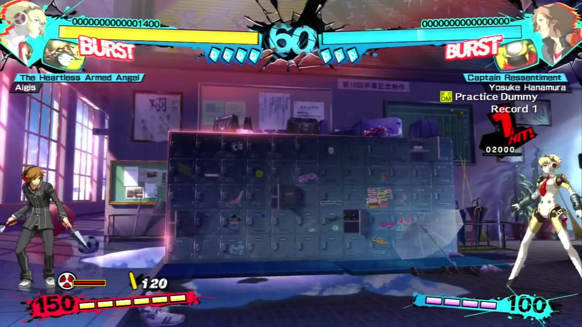 persona 4 arena pc emulator