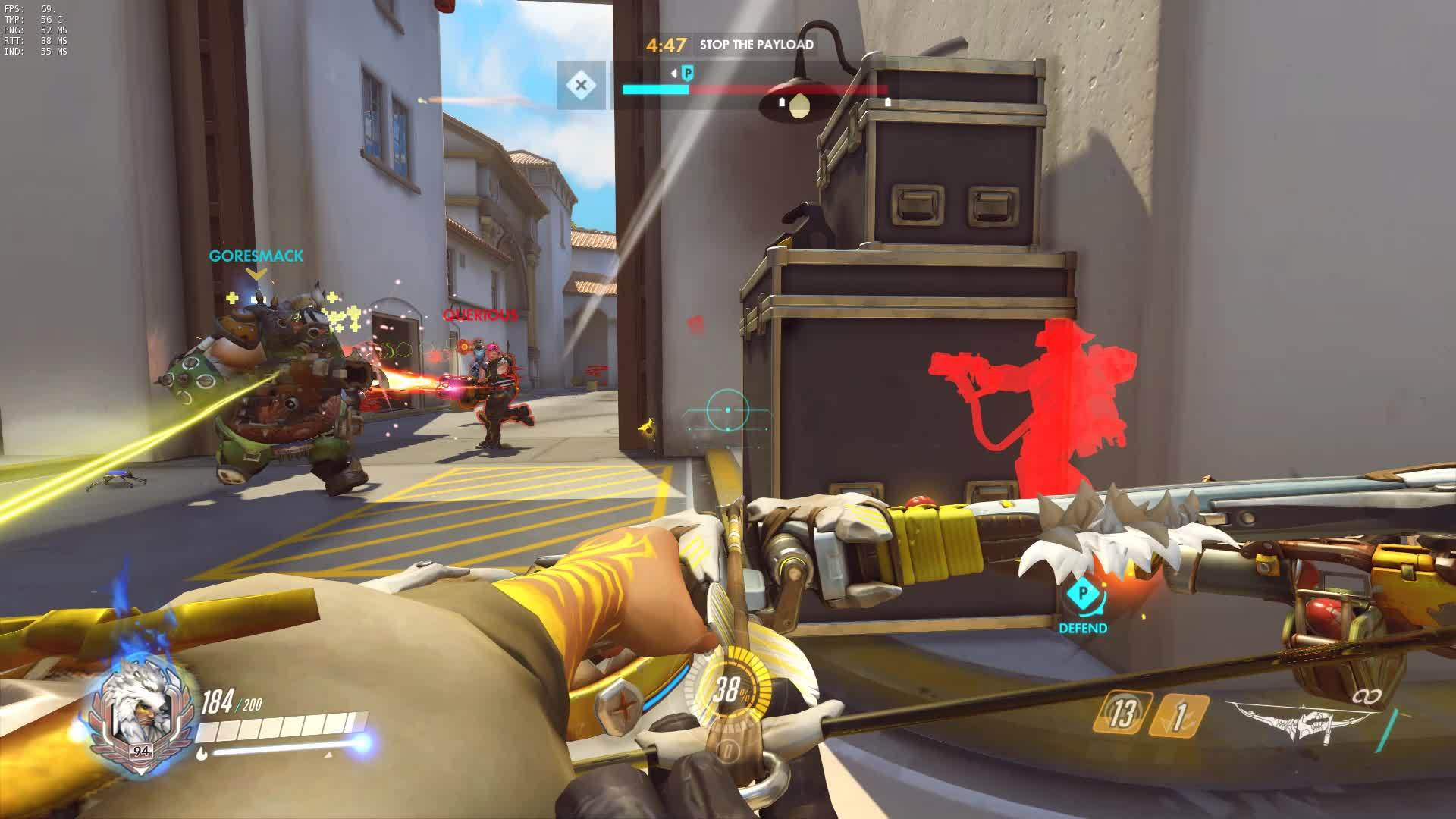Overwatch Hanzo Funny Gifs Search | Search & Share on Homdor