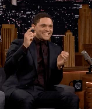 Watch this lol GIF by The GIF Smith (@sannahparker) on Gfycat. Discover more cracking up, funny, laughing, lol, tonight show, trevor noah GIFs on Gfycat