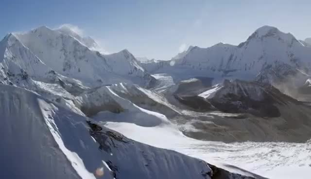 Watch The Himalayas from 20,000 ft. GIF on Gfycat. Discover more related GIFs on Gfycat