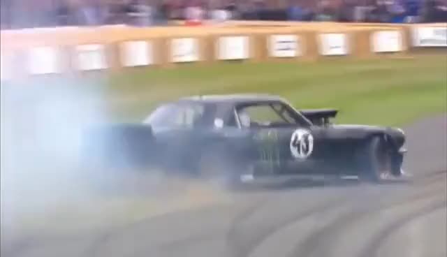 Watch and share Ken Block Car Fails GIFs on Gfycat
