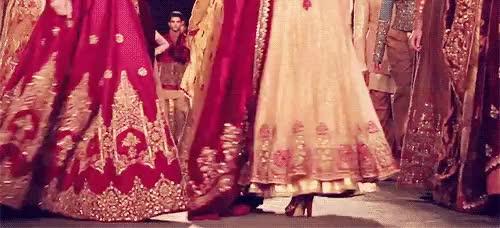 Watch and share Pakistani Fashion GIFs and Pakistani Bride GIFs on Gfycat