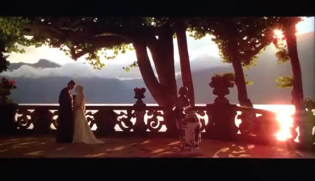 Watch anakin and padme wedding GIF on Gfycat. Discover more star wars GIFs on Gfycat