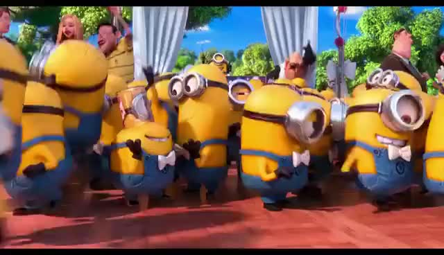 Watch and share Minions GIFs and Dance GIFs on Gfycat
