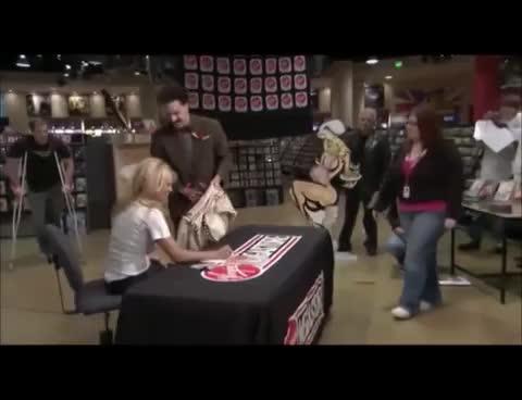 Borat Bagging Pamela Anderson GIFs