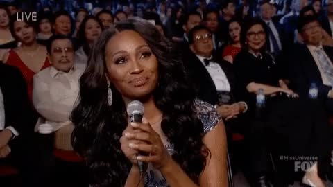Watch Cynthia Bailey GIF on Gfycat. Discover more Miss Universe GIFs on Gfycat
