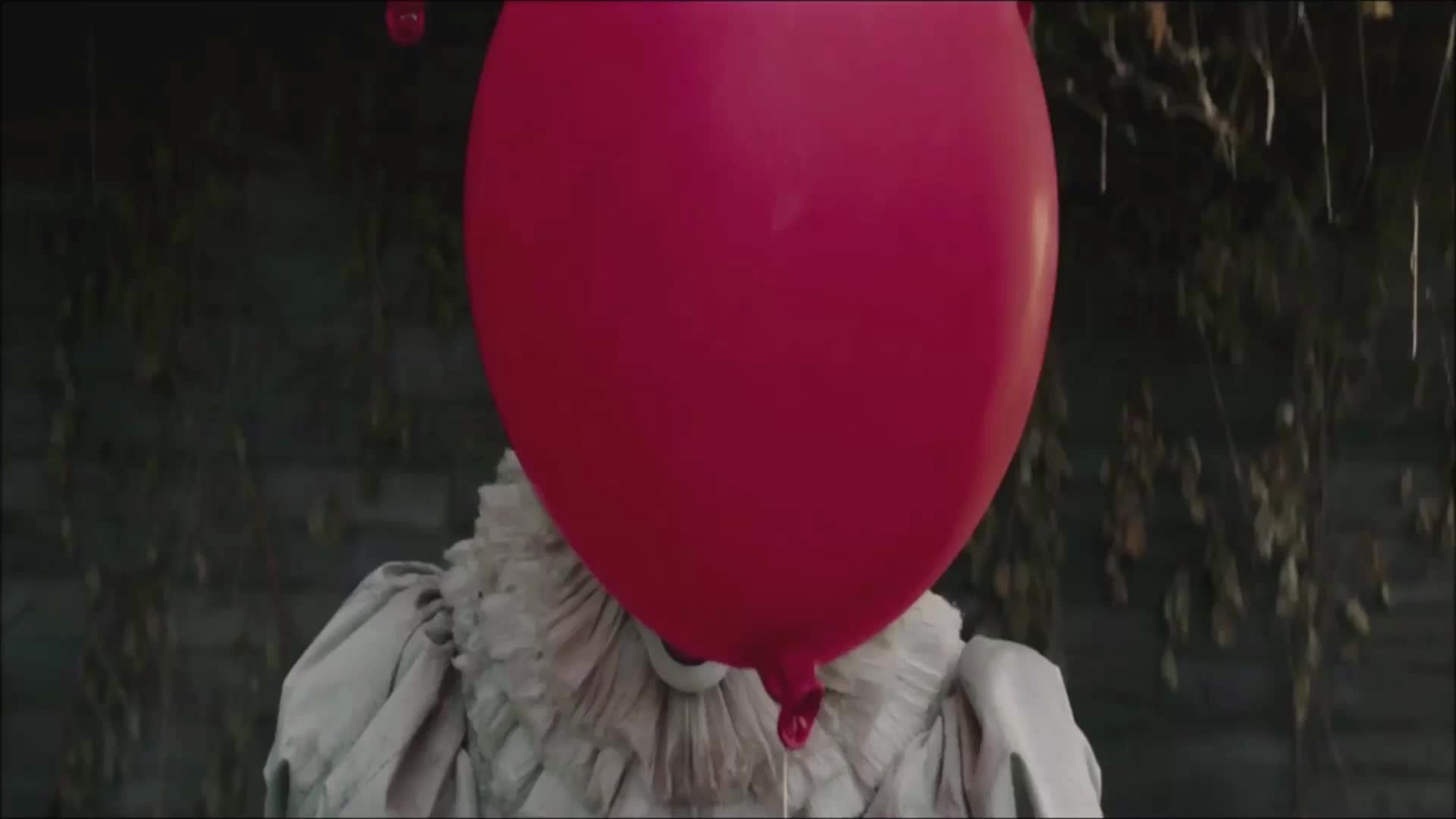 It, It Movie, WB, Warner Bros., WarnerBros, balloon, it, it movie, movies, warner bros., warnerbros, wb, Balloon smile GIFs
