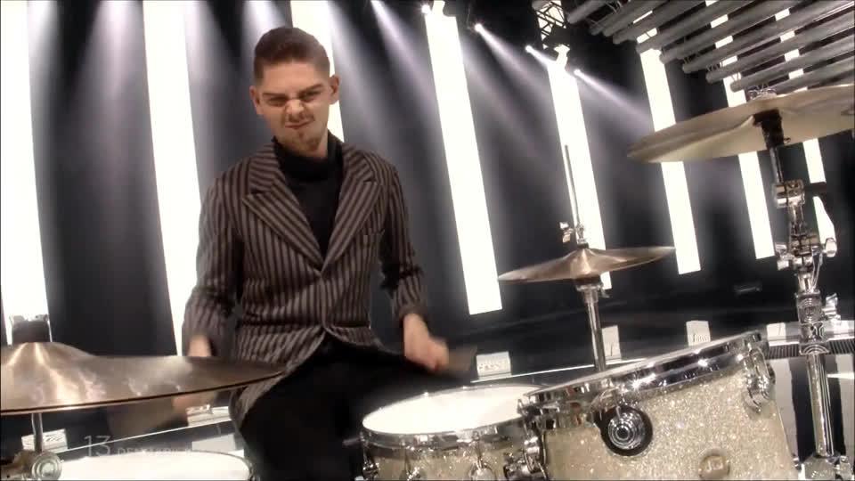Denmark, Drummer, eurovisiongifs, OMFGdrums GIFs