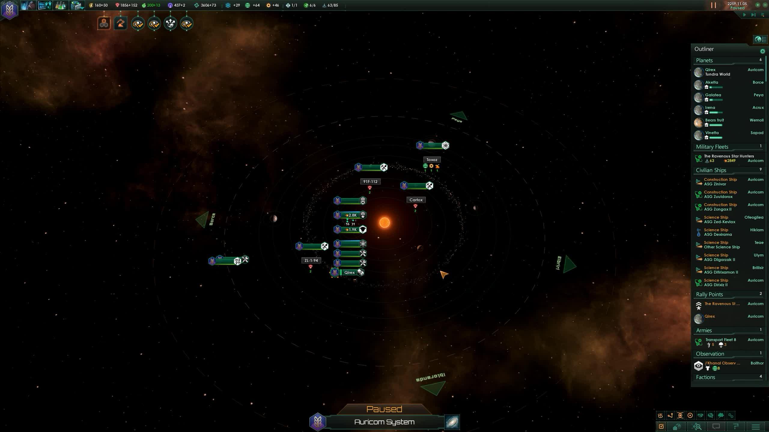 Bug, Stellaris, Stellaris - Enclave Diplomacy Bug GIFs