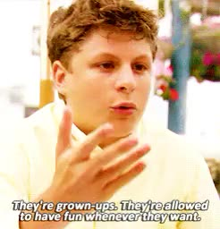 Watch and share Michael Cera GIFs and Top Banana GIFs on Gfycat